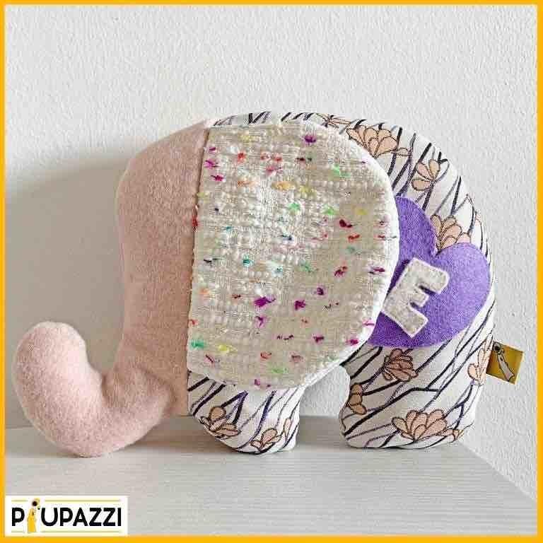 elefante versione Piupazzi