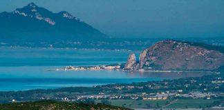 Lazio, il paesaggio vicino Latina