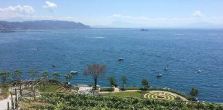 Costiera Amalfitana: vista panoramica dai Giardini dei Fuenti