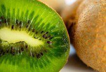 Kiwi: l'interno del frutto