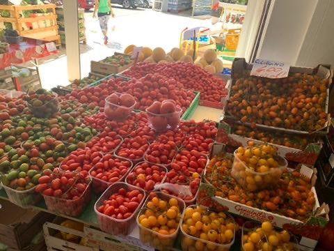 pomodori del Salento