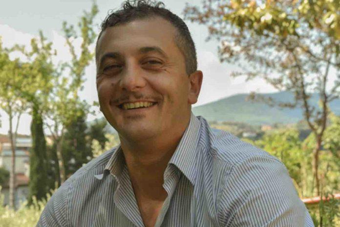 Treedom, il manager forestale Riccardo Alessandrini