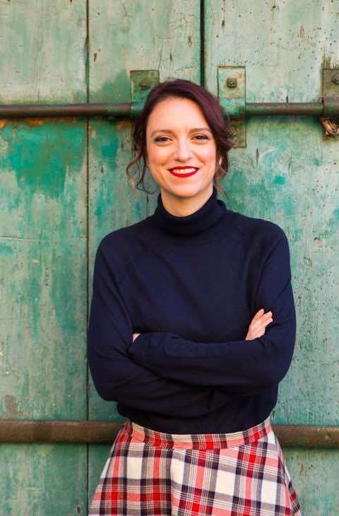 Francesca Tonelli, fondatrice dell'app Vintag
