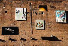 Roma, la mostra va in scena sulle Mura Aureliane