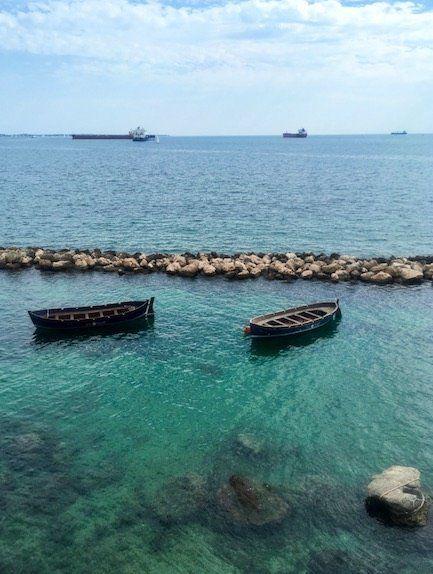 Capitale italiana della cultura 2022: Taranto in corsa con il suo mare