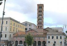 La basilica di Santa Maria in Cosmedin