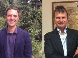 Grimaldi, gli ingegneri Dario Bocchetti e Andrea D'Ambra