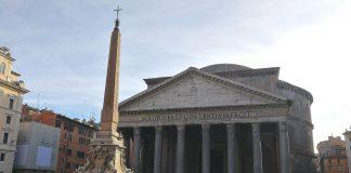 Unesco, il patrimonio del centro storico di Roma e il Pantheon