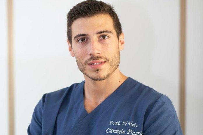 Il dottor Nicola Vaia, esperto in chirurgia plastica