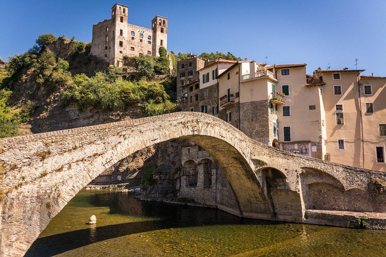 Ponti d'Italia, Dolceacqua