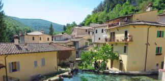 Borghi italiani, Rasiglia e le sue sorgenti nel paese