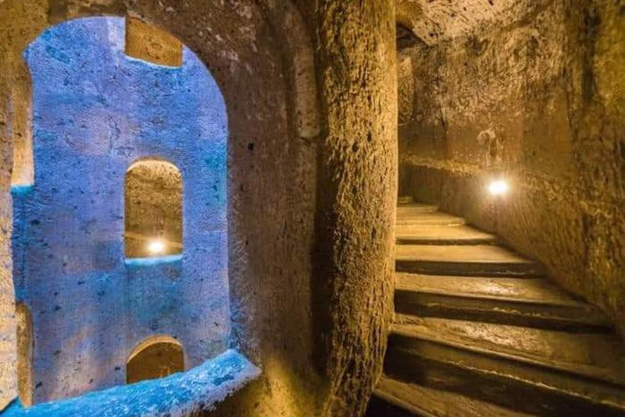 Gradini del pozzo di San Patrizio