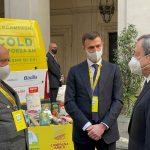 """solidarietà alimentare, Coldiretti vicina ai più bisognosi con l'iniziativa """"A sostegno di chi ha più bisogno"""""""