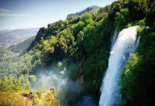 Cascata delle Marmore, lo spettacolo dell'acqua e della natura