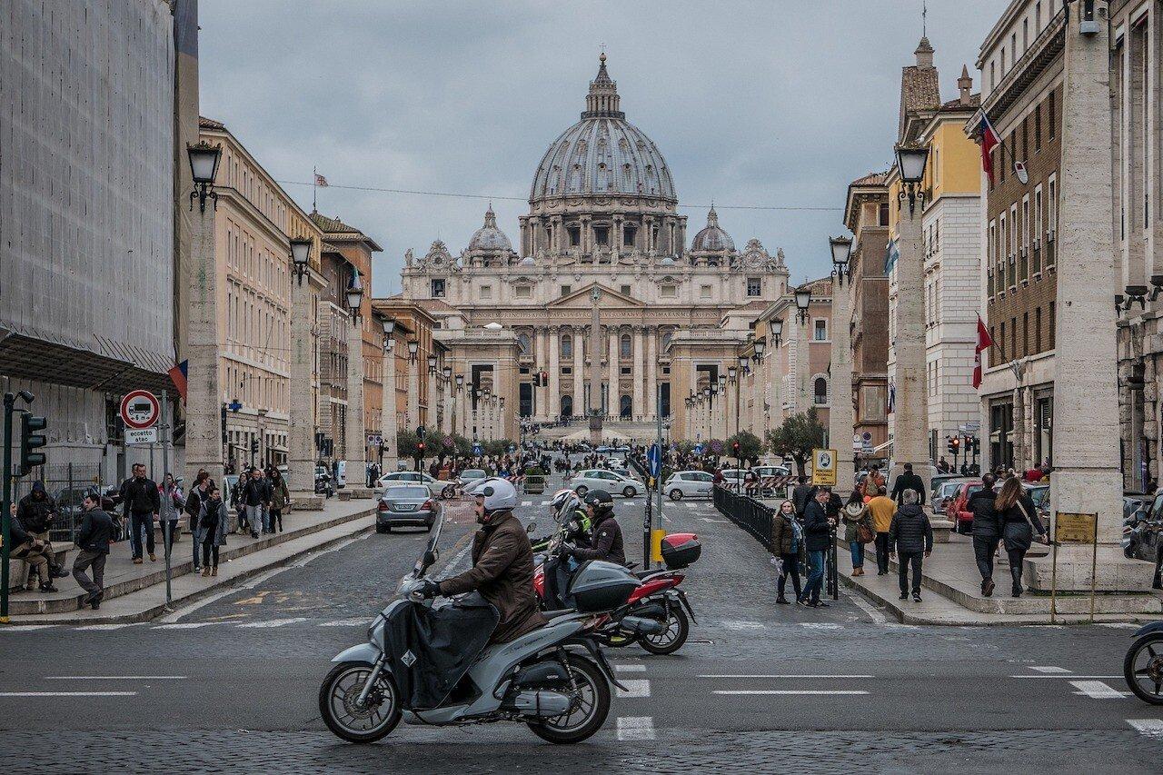 spostamenti a Roma