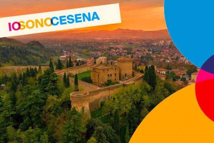 Io Sono Cesena, locandina del lancio del sito e dell'app