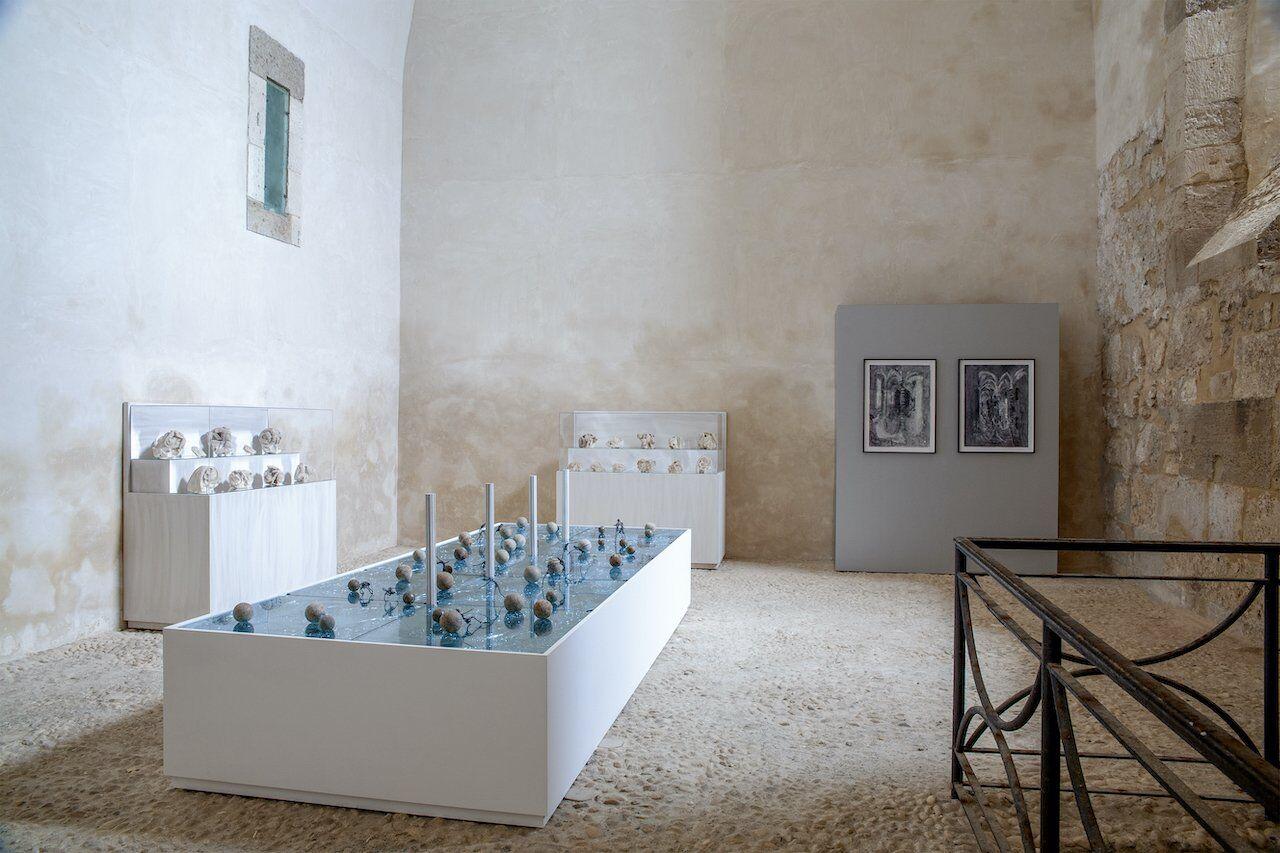 Castello Maniace, Project Room Passi