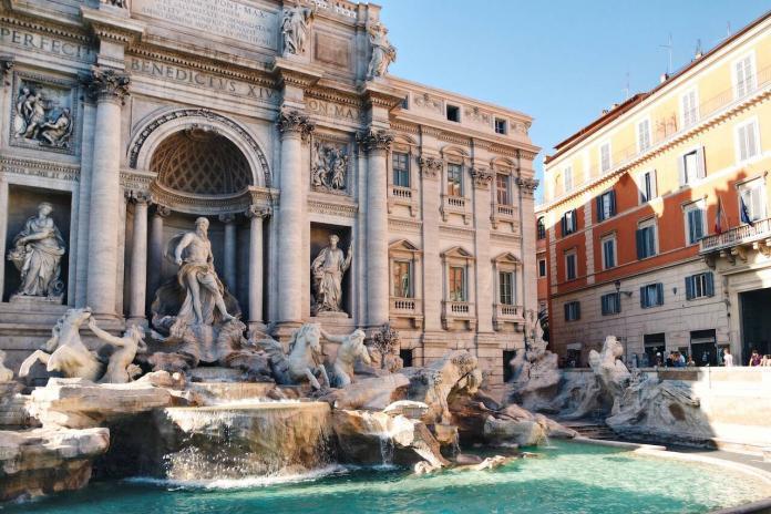 Roma e il cinema, la Fontana di Trevi è uno dei set più iconici della Capitale