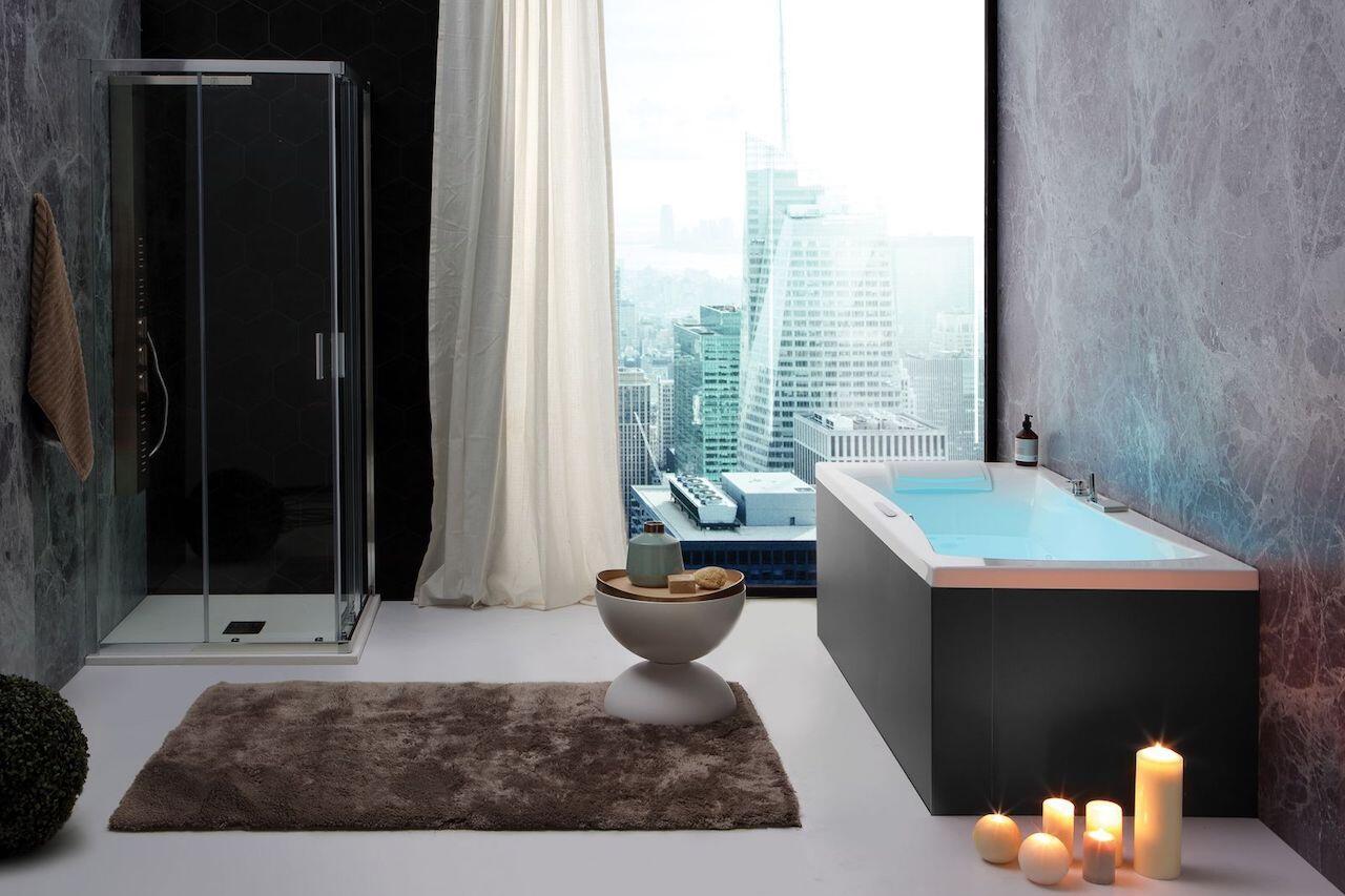 Kinedo, una vasca nel bagno