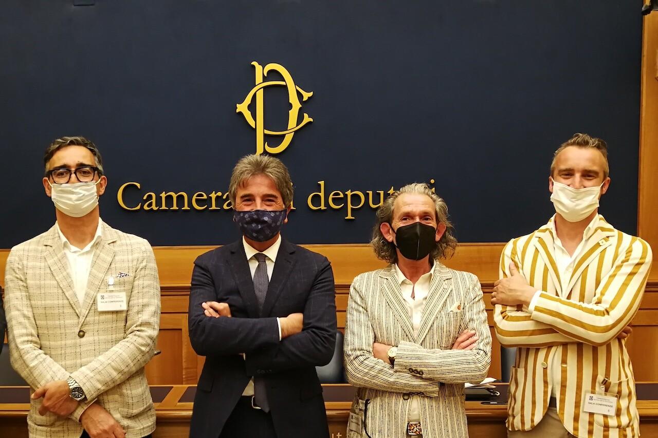 Progetto Valsaar, alcuni partecipanti alla conferenza a Montecitorio