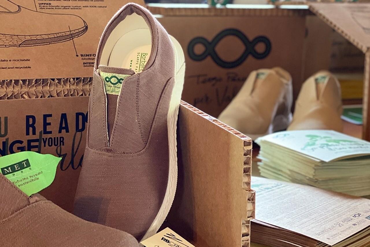 Progetto Valsaar, le eco-sneaker